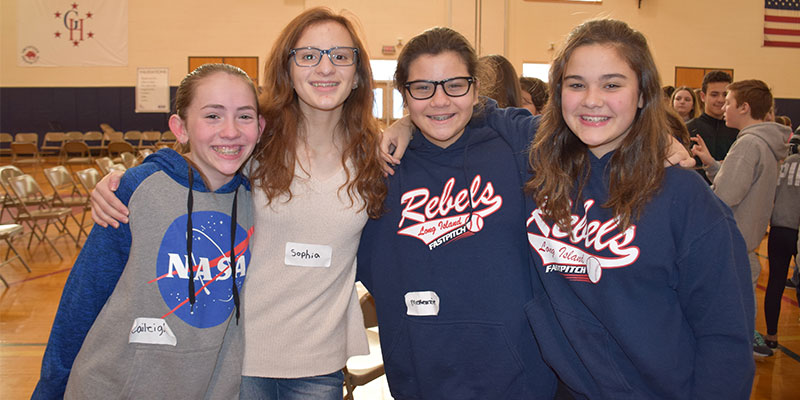Challenge Day Ignites Change for Great Hollow Students photo