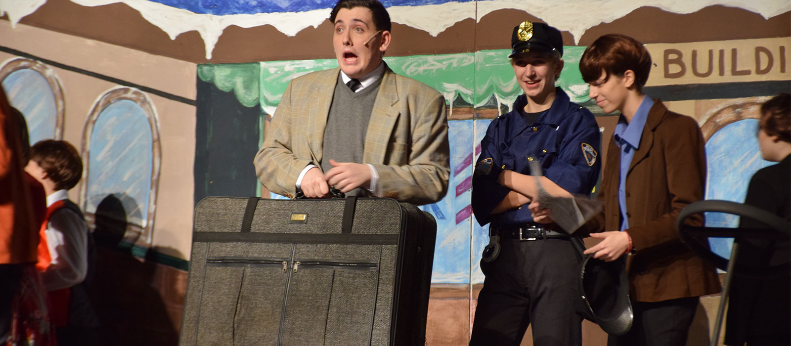 Drama Club Shows Off Talent During Winter Production photo