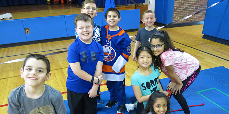 Global Play at Accompsett Elementary photo