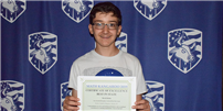 AMS Math Student Places First in Nation photo