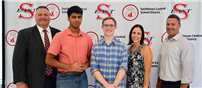 East Boasts Two National Merit Semifinalists thumbnail135417