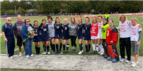 Field Hockey Teams Honor Former Athlete photo  thumbnail136652