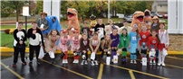Trick-or-Treating with Local Nursing Home Residents photo thumbnail139158