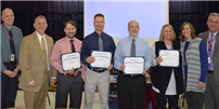 Smithtown Recognized as PLTW Distinguished Schools photo