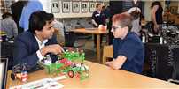 Showing Off STEM Careers in Smithtown photo thumbnail138801