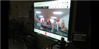 Robotics Team Offers Virtual Lesson  Photo thumbnail182372
