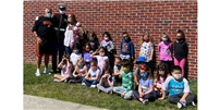 Surprise Visit at St. James Elementary Photo thumbnail182417